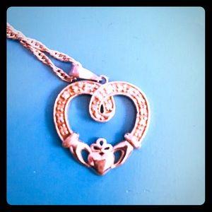 Jewelry - Silver Irish charm